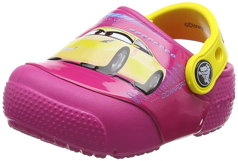 437da51c7 Crocs Kids  Fun Lab Light up Cars 3 Clog