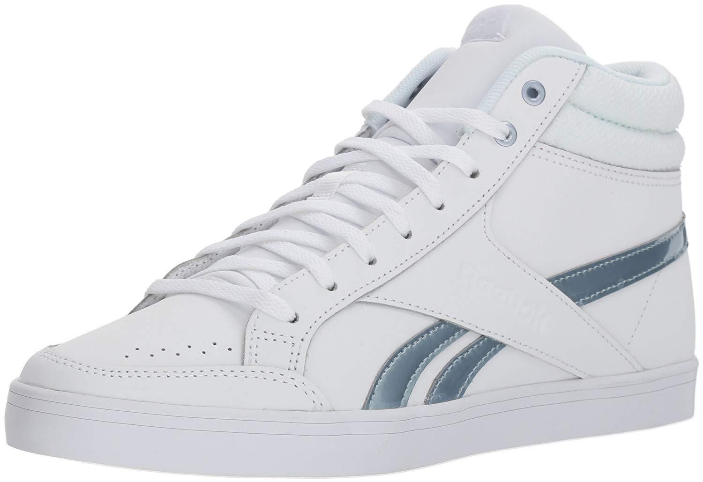 6 Us Uk Reebok frostbite Fashion Metallic Bianco 8 Hy8p Sneakers Womens 6Cqxwx17RF