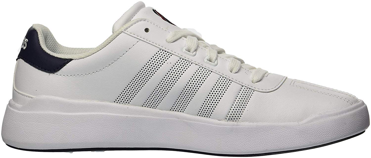 K 0 5 L SneakerWhitenavyredSize Heritage Light Women's Swiss UGLqzpSMV
