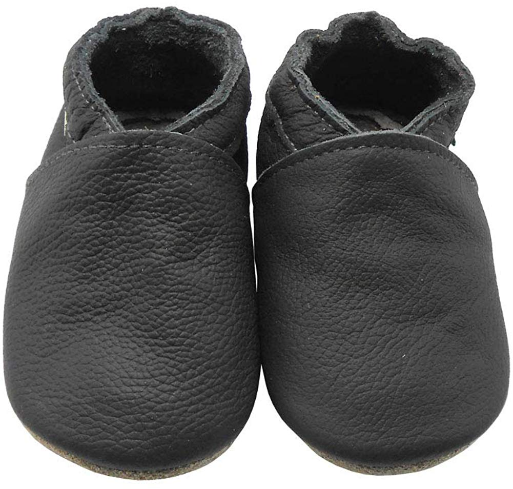 SAYOYO Baby Soft Sole Prewalkers Baby Toddler Shoes ...