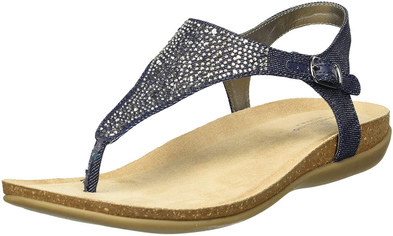 457359e79d Bandolino Womens Hereby Open Toe Casual Slingback Sandals | eBay