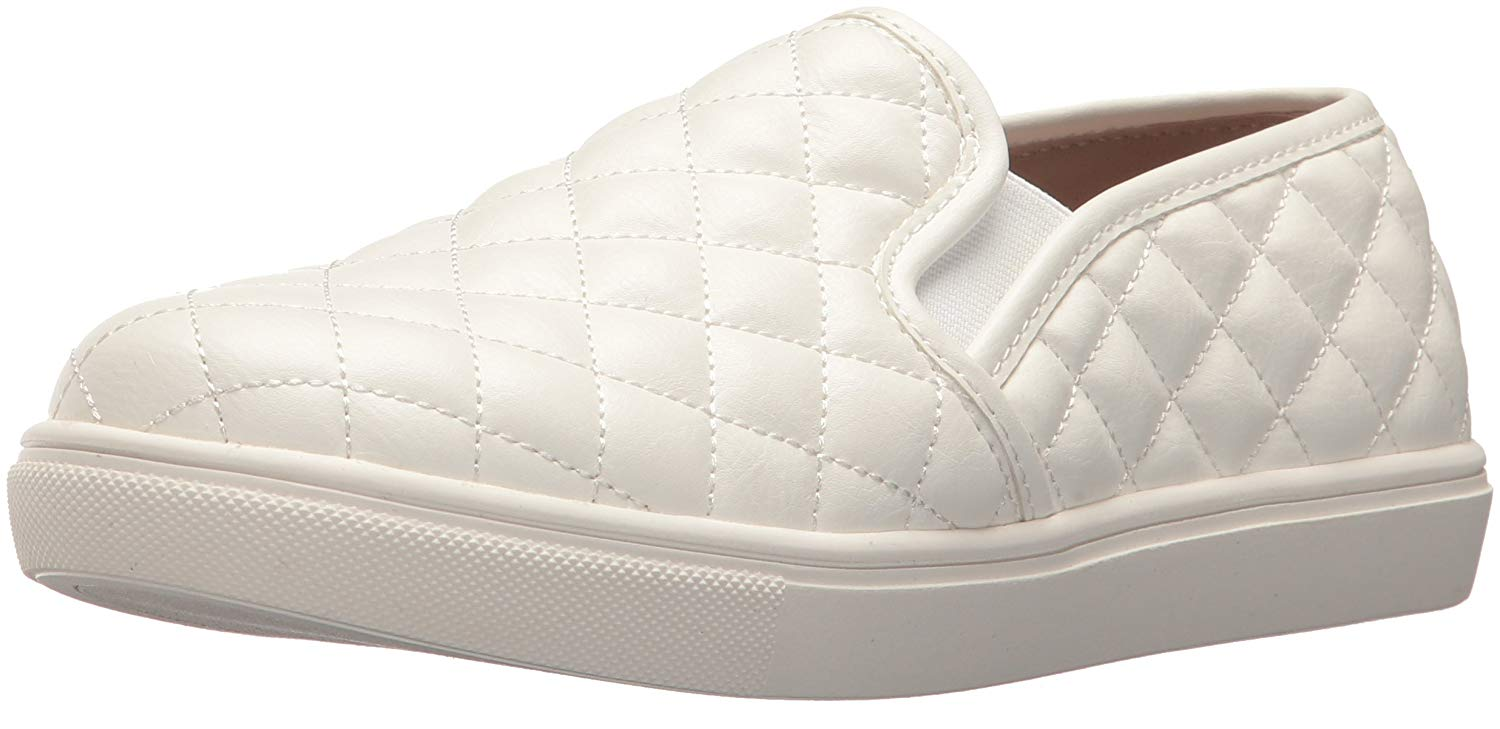 Details about Steve Madden Womens Ecentrcq Low Top Slip On Fashion  Sneakers b39779d6b5