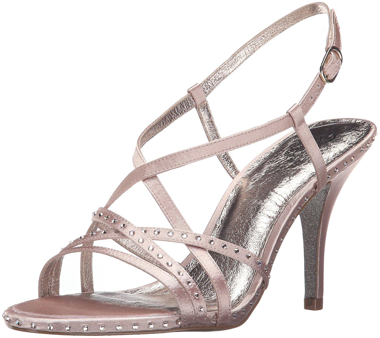 Adrianna Papell Womens Acacia dress Sandal Shea Size 95