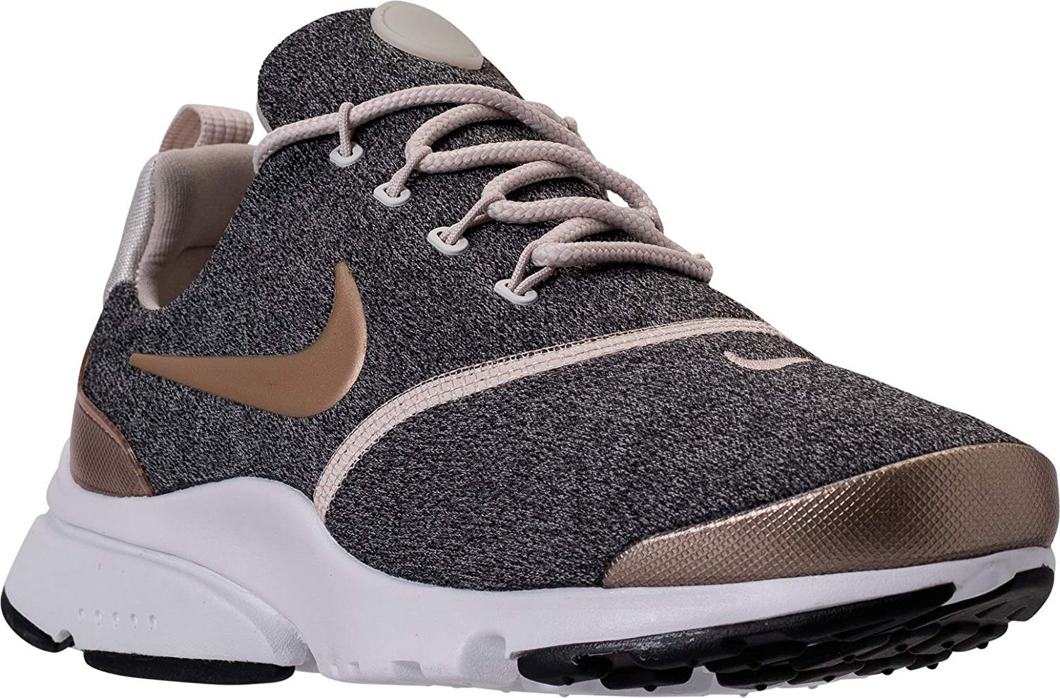 a229bc6bfd5aa Nike Womens Presto fly Low Top Lace Up Running Sneaker
