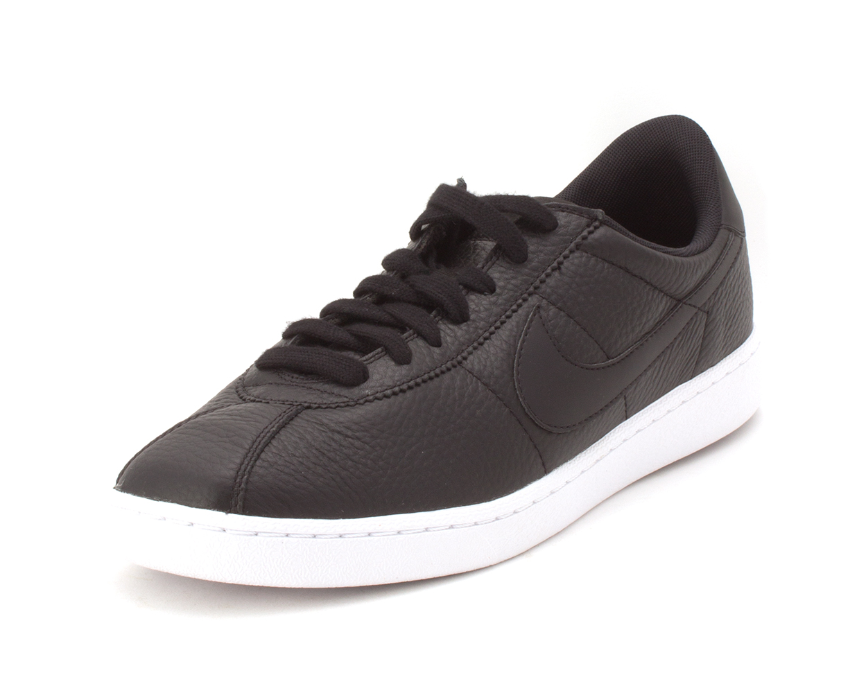 hot sale online 622b7 40763 Nike Mens Bruin Leather Low Top Lace Up Running Sneaker