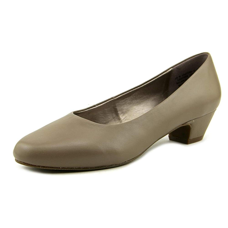 8940e169911 ARRAY Lily Womens Heels   Pumps Taupe 10 US   8 UK P7yO 190061042276 ...