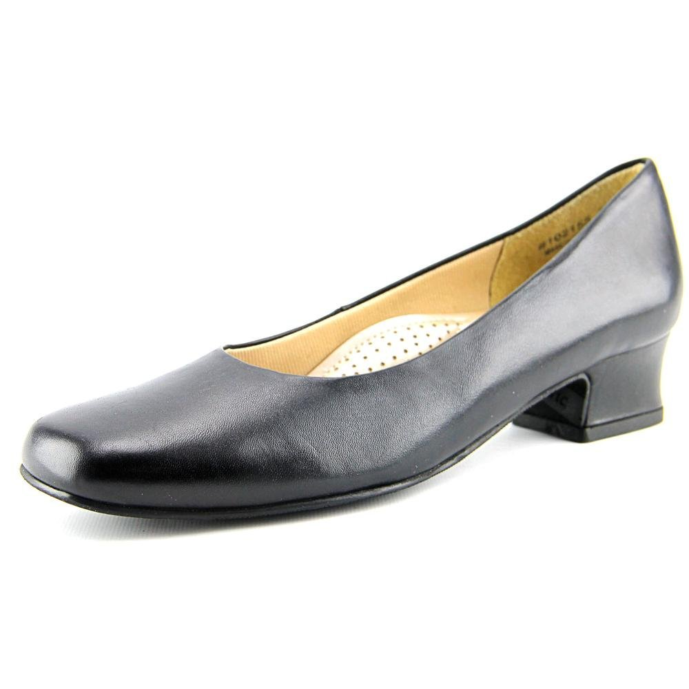 Mark Lemp Classics Womens callie Closed Toe Classic Pumps Black Size 8.5