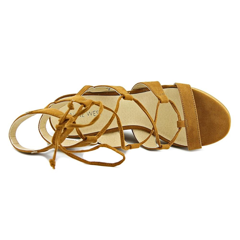 53a5becc8472 NINE WEST WOMENS Kaliope50 Open Toe Casual Platform Sandals -  37.79 ...