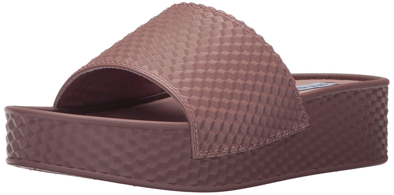 46257ce6c56b Steve Madden Women s Sharpie Slide Sandal
