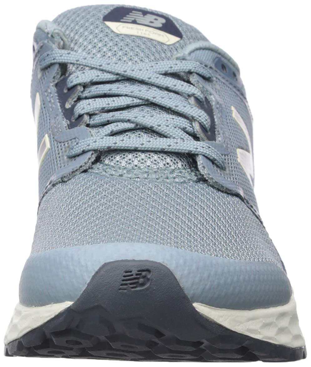 4811884e9cb9d Details about New Balance Women's 1165v1 Fresh Foam Walking Shoe,  Cyclone/Cyclone, Size 7.5 K2