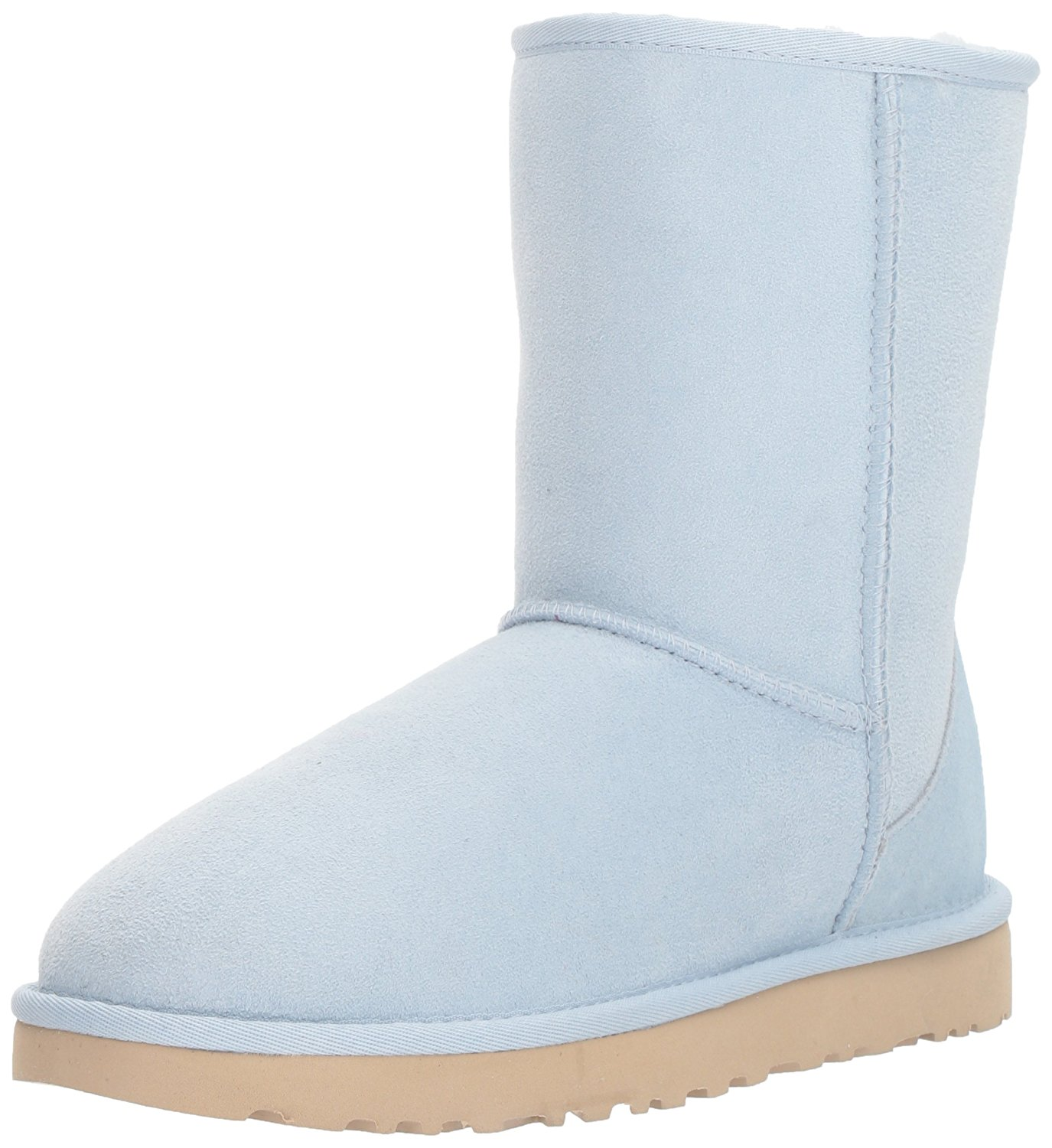 UGG Australia Mens Mens Classic Short Closed Toe Mid-Calf Cold Weather Boots