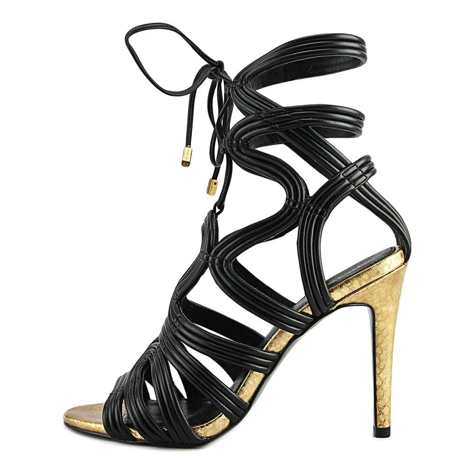 5eb553dbd11f BCBGeneration Womens Jax Open Toe Special Occasion Strappy Sandals ...