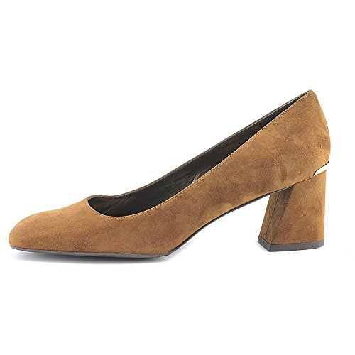 3ca3d4dc2d1 Image is loading Stuart-Weitzman-Womens-Marymid-Suede-Round-Toe-Classic-