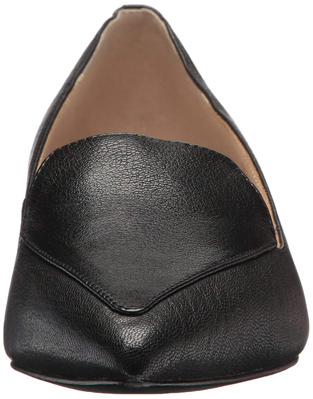 79206da87 Cole Haan Womens Dellora Skimmer Leather Pointed Toe, Black Leather ...