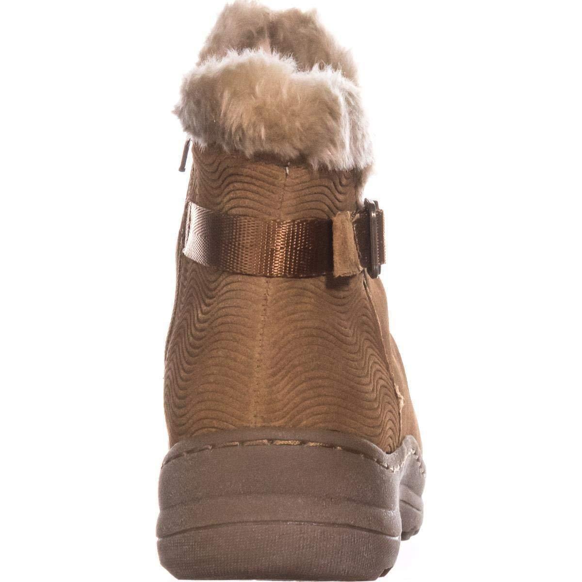 Bare Traps de cuero para mujer moda moda mujer puntera cerrada en el tobillo Avita botas 2deecc