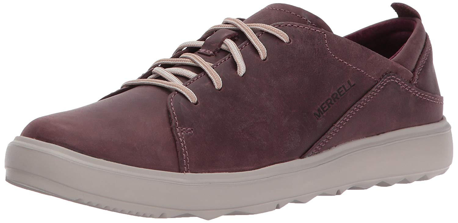 Merrell Damens's Around Sneaker, Town Antara Lace Fashion Sneaker, Around Huckleberry ... 712a9f
