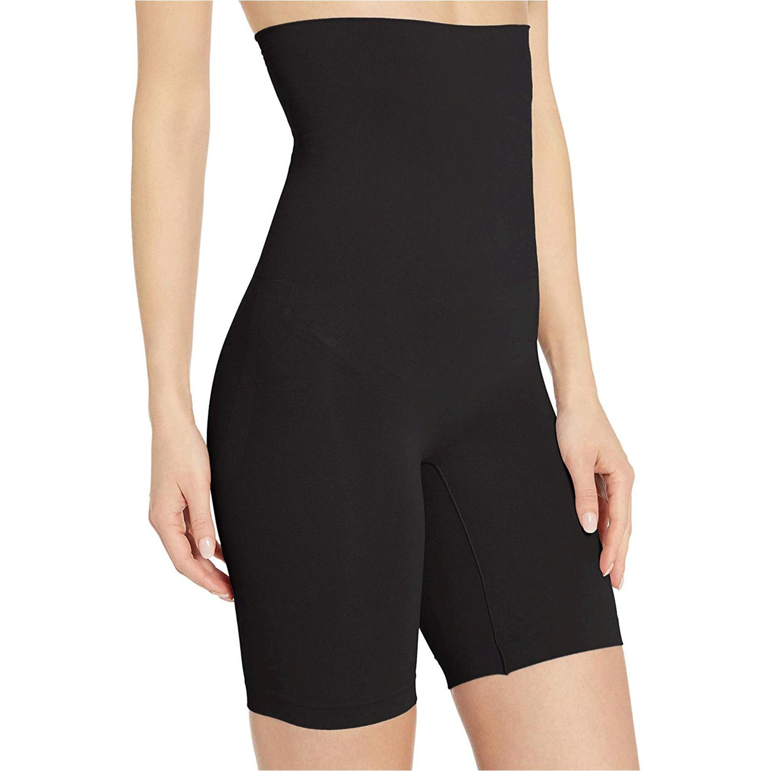 Spanx Synthetic Plus Size Firm-control High-waist Double