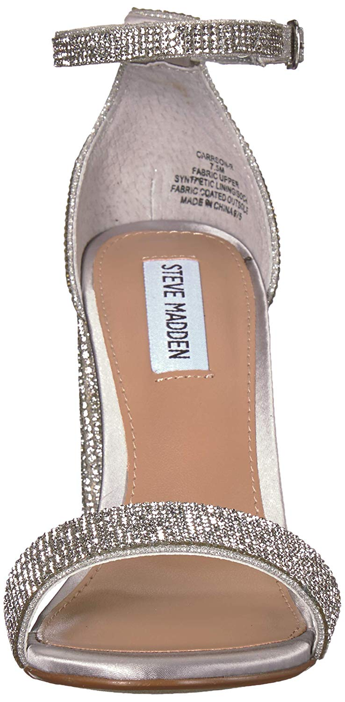 502c90a904f Steve Madden Women s Carrson-R Heeled Sandal