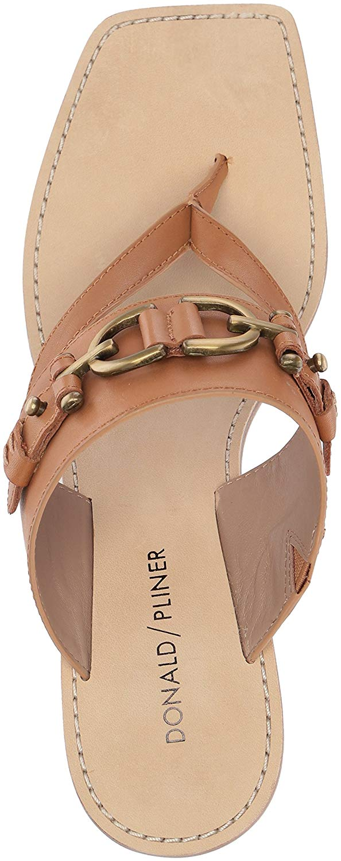 d02235afa Donald J Pliner Women s Mimi Heeled Sandal