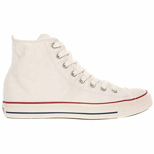 Converse Womens all stars Hight Top Lace Up Basketball Optical White Size 5.0