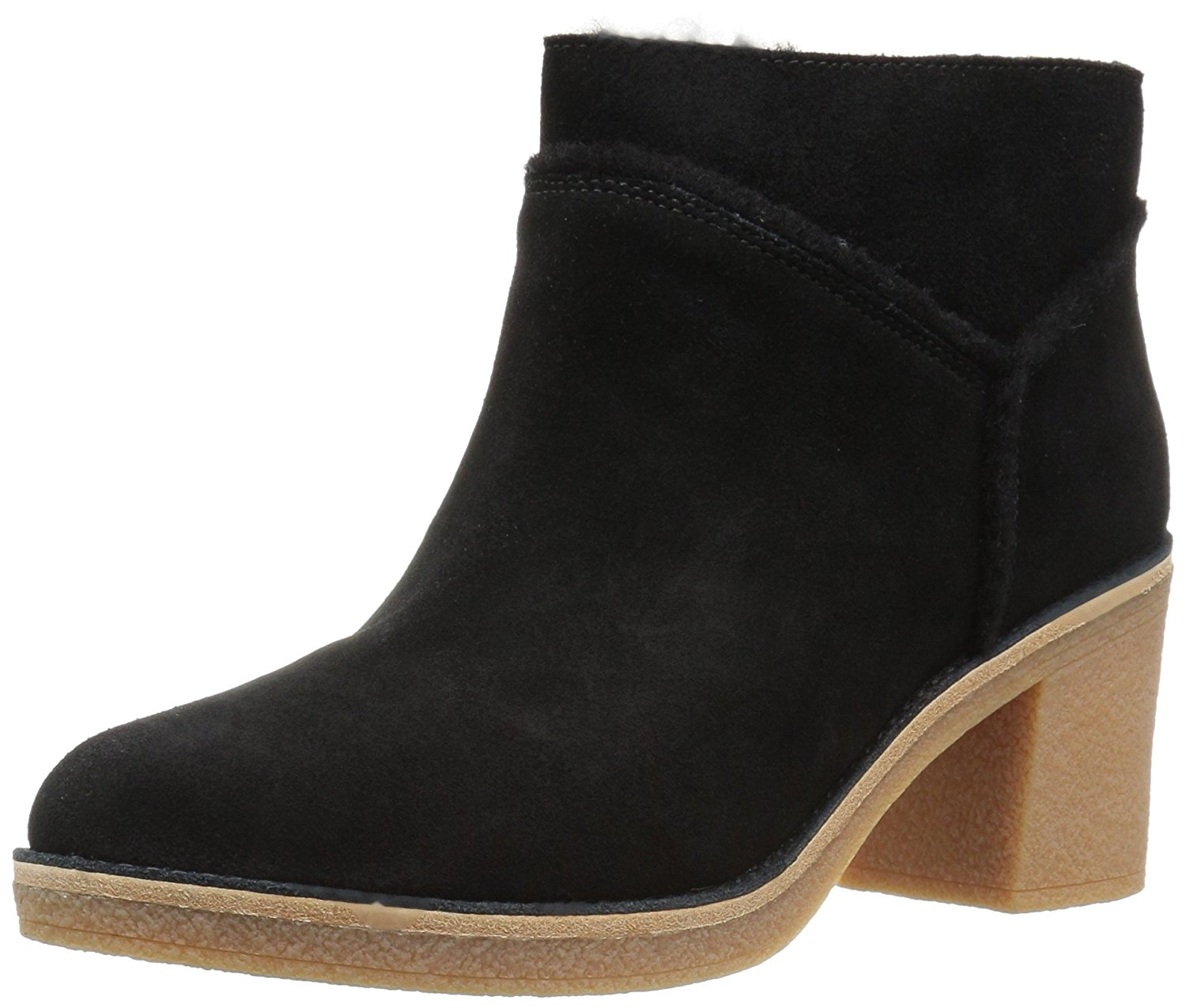 bc19d4fdfd5 Details about Ugg Australia Womens Kasen Closed Toe Ankle Cold Weather Boots