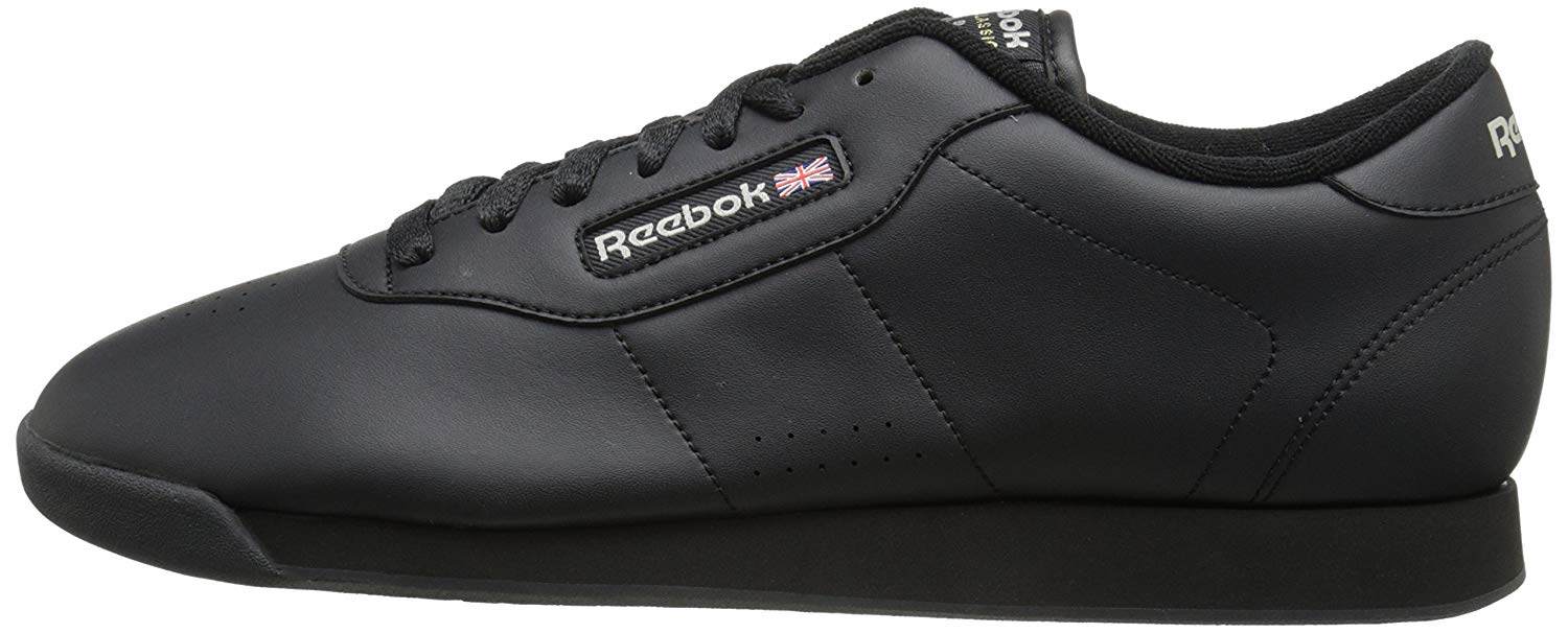 1f893cf165d425 Details about Reebok Womens Princess Classic Low Top Lace Up Running Sneaker