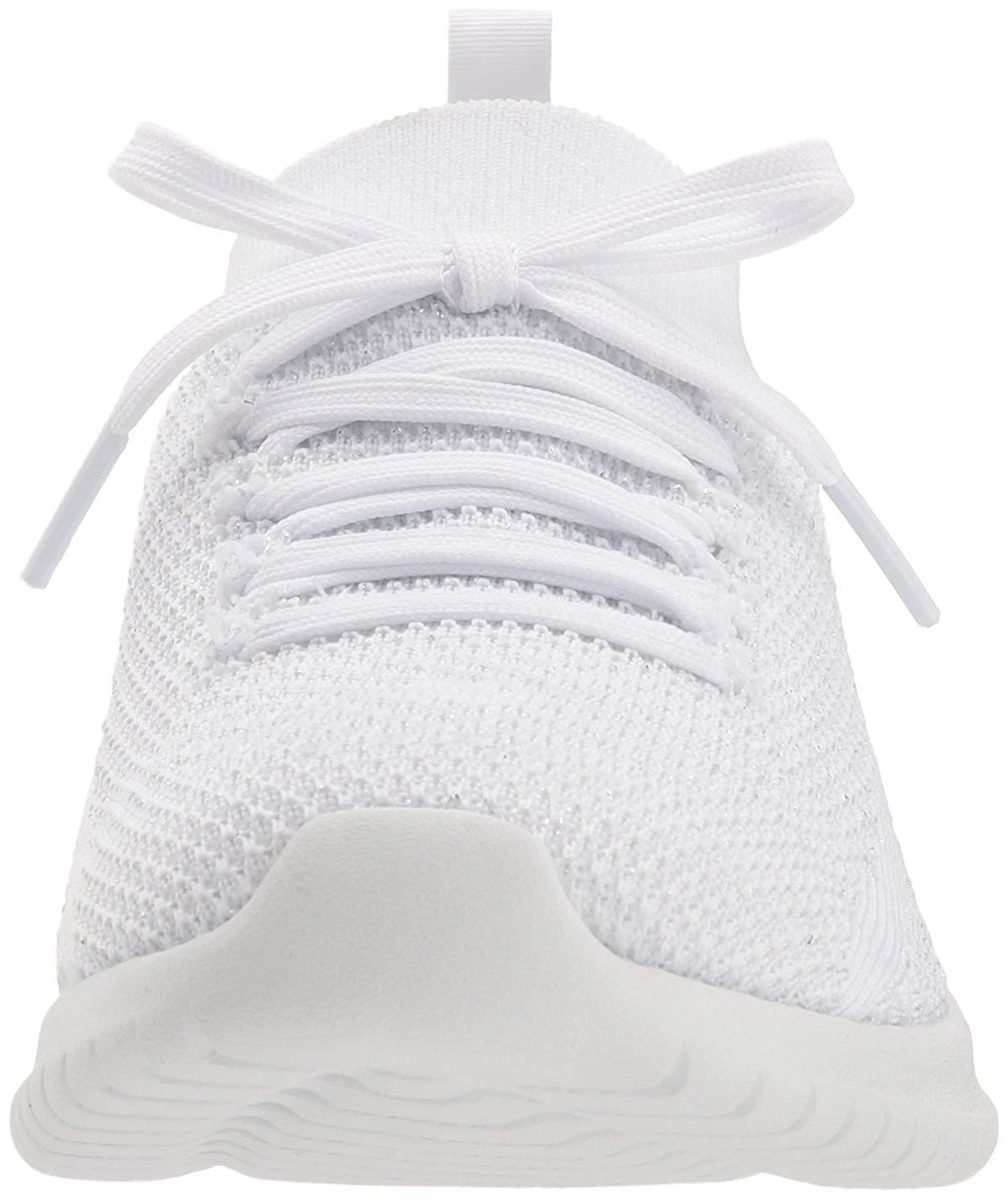Skechers Women's Ultra Flex Salutations Sneaker White