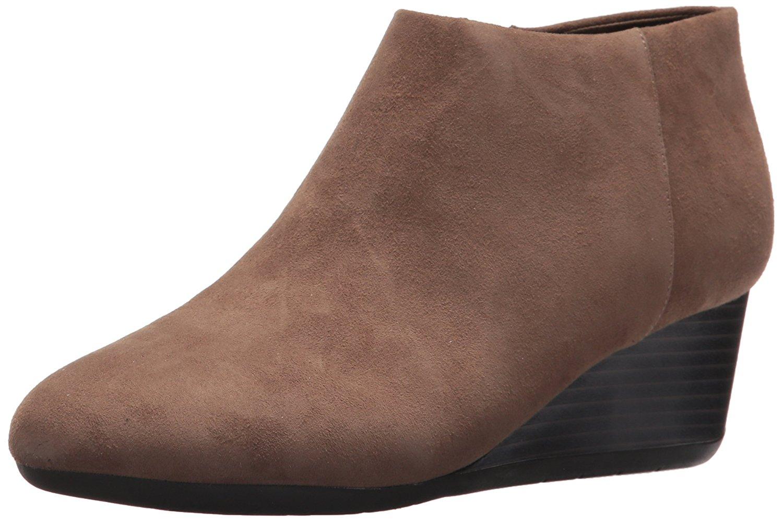 Para tu estilo de juego a los precios más baratos. Easy Spirit mujer Leinee Leather Leather Leather Closed Toe Ankle Fashion botas  barato