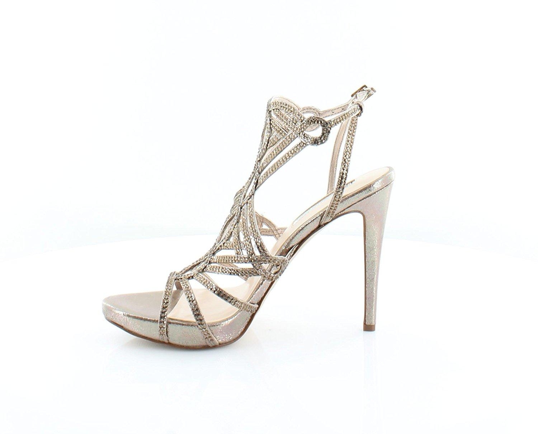 INC International Concepts Damenschuhe Surrie Open Toe Ankle Strap Classic Pumps