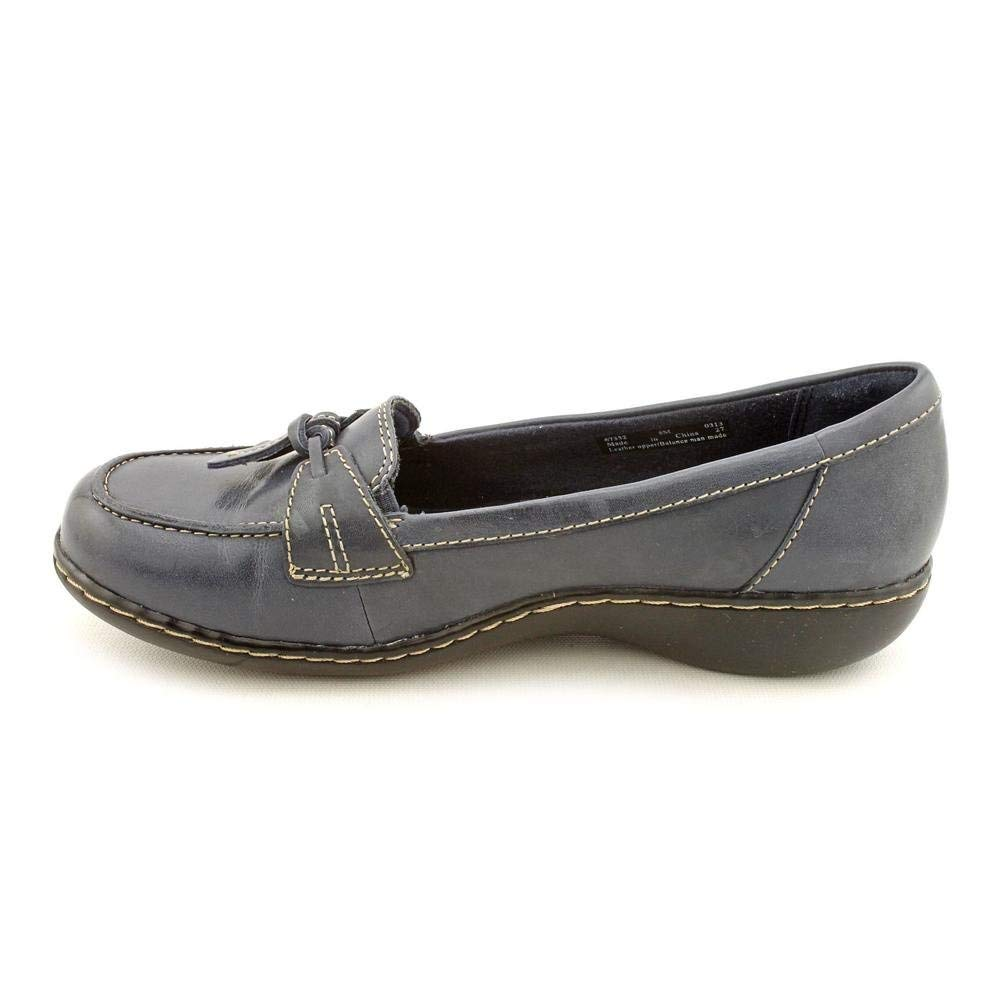 72f365414fc Clarks Womens Ashland Bubble Closed Toe Loafers
