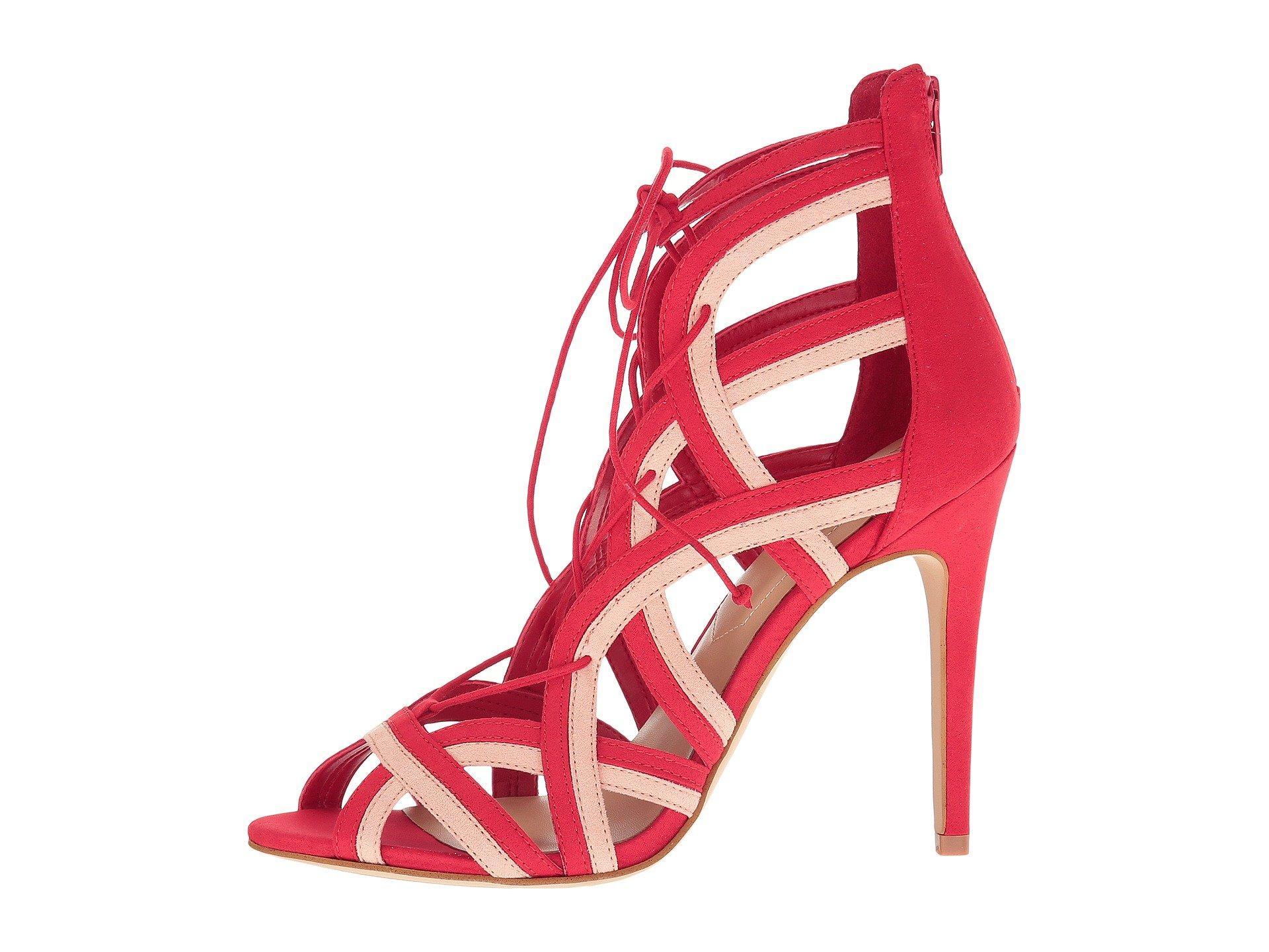 Aldo Womens Shaylla Peep Toe Ankle Strap Size Classic Pumps Light Pink Size Strap 8.0 83cb96