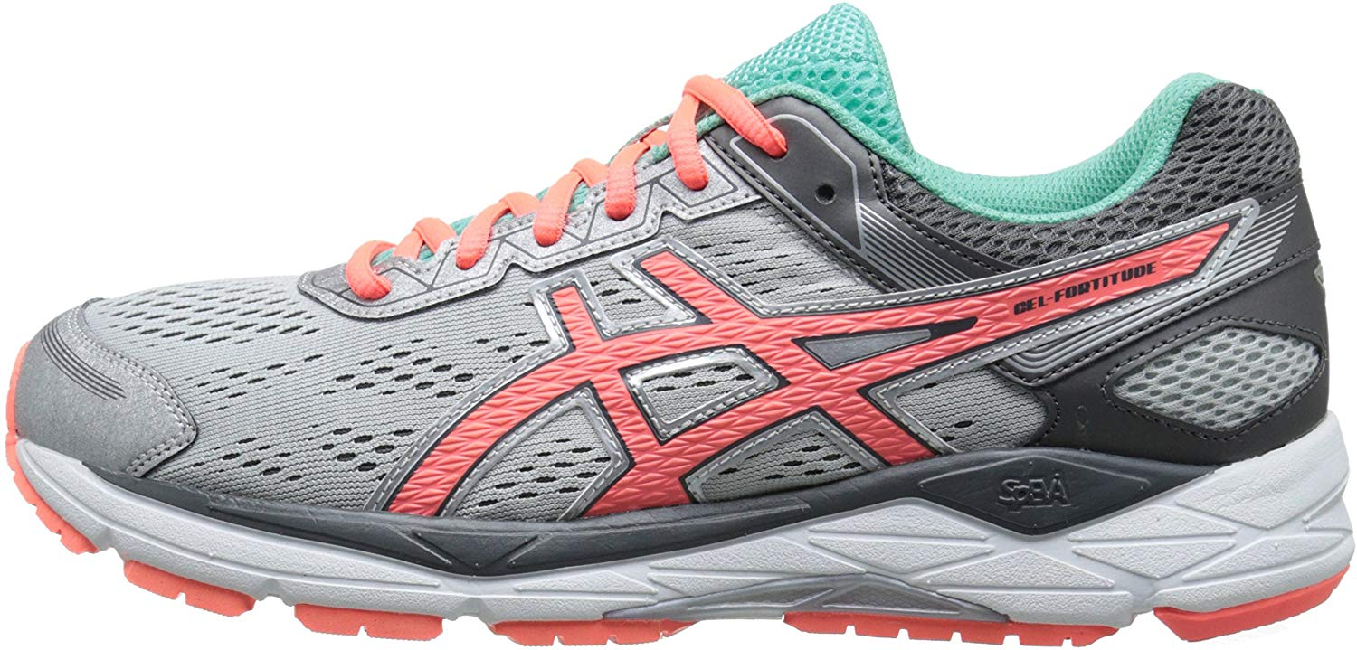 Details about ASICS Women's GEL Fortitude 7 Running Shoe, Silver, Size 12.0 i9O1