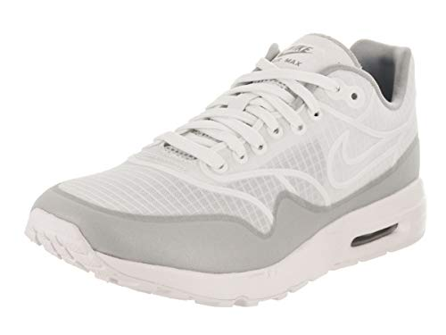 0a6ead50c6 Nike Womens Air Max 1 Ultra 2.0 SI Leather Low Top Lace Up Running Sneaker