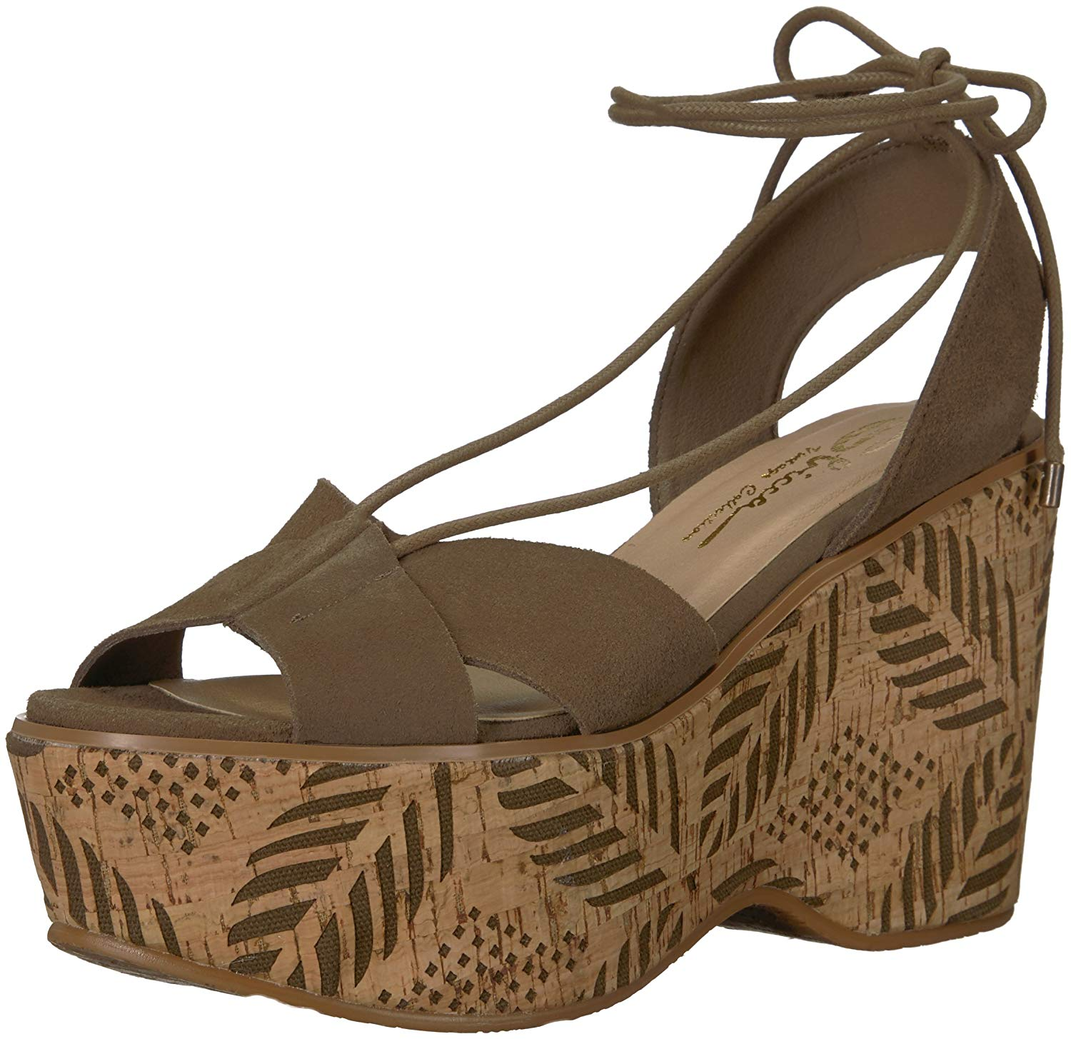 e4acd8130 Sbicca Women s Staycation Wedge Sandal