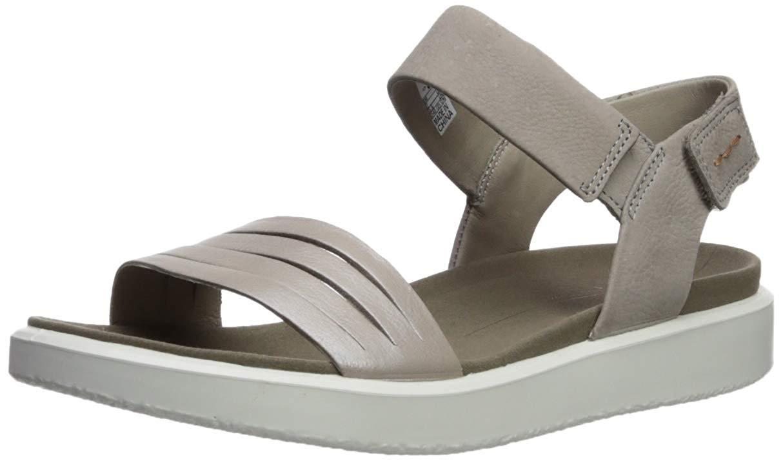 ecco Damen Sandale Beige