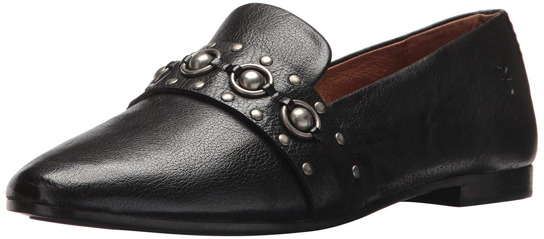 ba591fe12c2 FRYE Women s Terri Multi Stud Loafer Flat