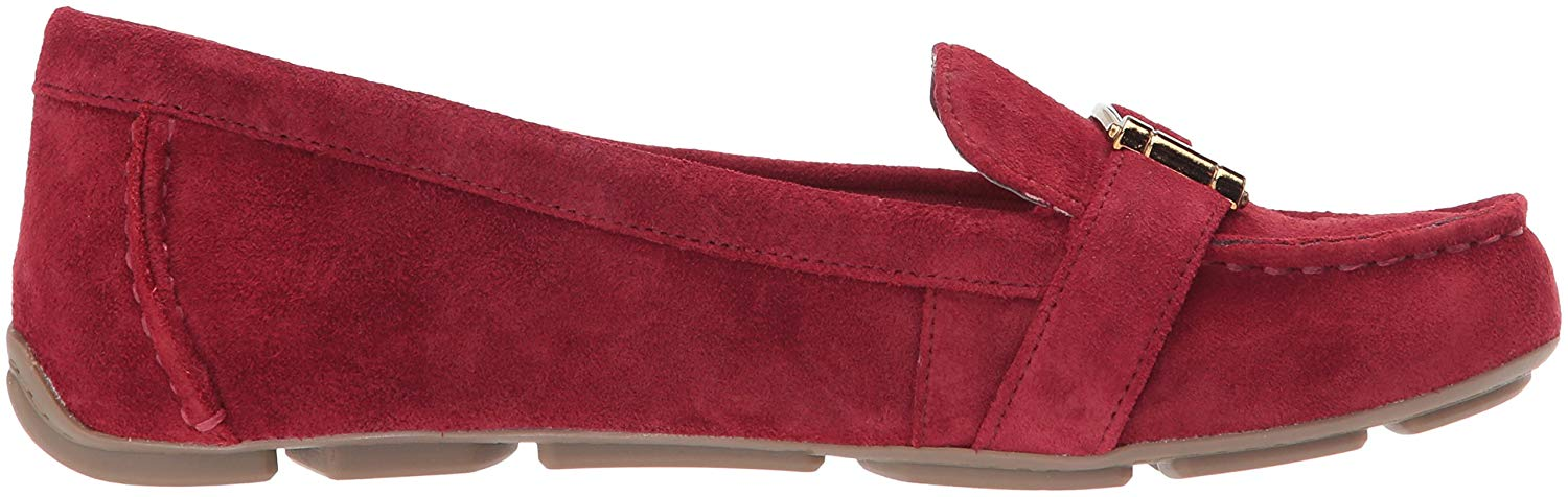 20f19f76744 Anne Klein Womens Petra Closed Toe Loafers