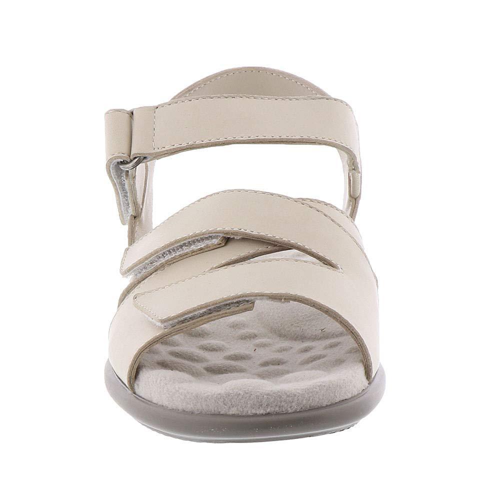 con Casual Sandrine alla Toe Open uomo da Sandali caviglia cinturino c16wxZaf