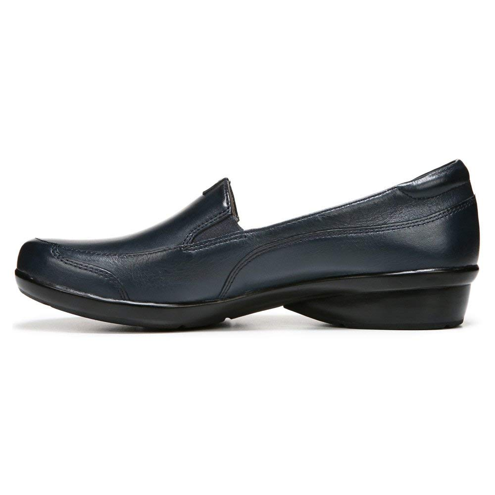 ff52f9299dc Naturalizer channing Womens Loafers   SlipOns Classic Navy Leather 7 US   5  UK