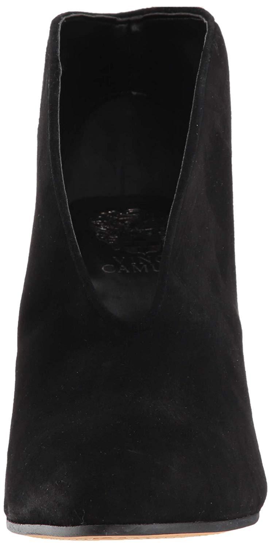 Vince-Camuto-Womens-Eckanna-Leather-Almond-Toe-Ankle-Fashion-Black-Size-7-0-Hj thumbnail 2