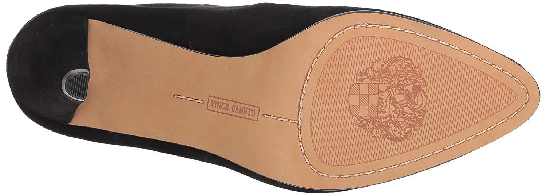 Vince-Camuto-Womens-Eckanna-Leather-Almond-Toe-Ankle-Fashion-Black-Size-7-0-Hj thumbnail 5