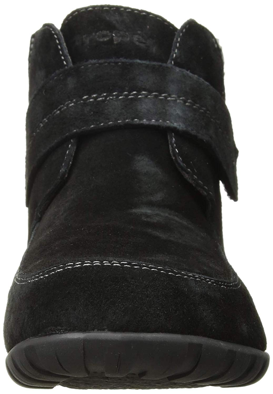 Frauen Geschlossener Geschlossener Geschlossener Zeh Leder Fashion Stiefel 310103