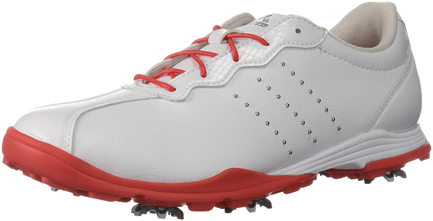 cheap for discount d262f fa947 Adidas Womens adipure dc Low Top Lace Up Golf Shoes