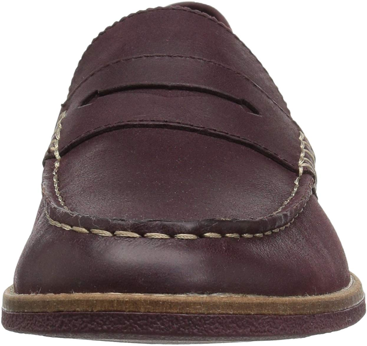 Sperry Women's Seaport Penny Loafer, Wine, Size 5.5 | eBay