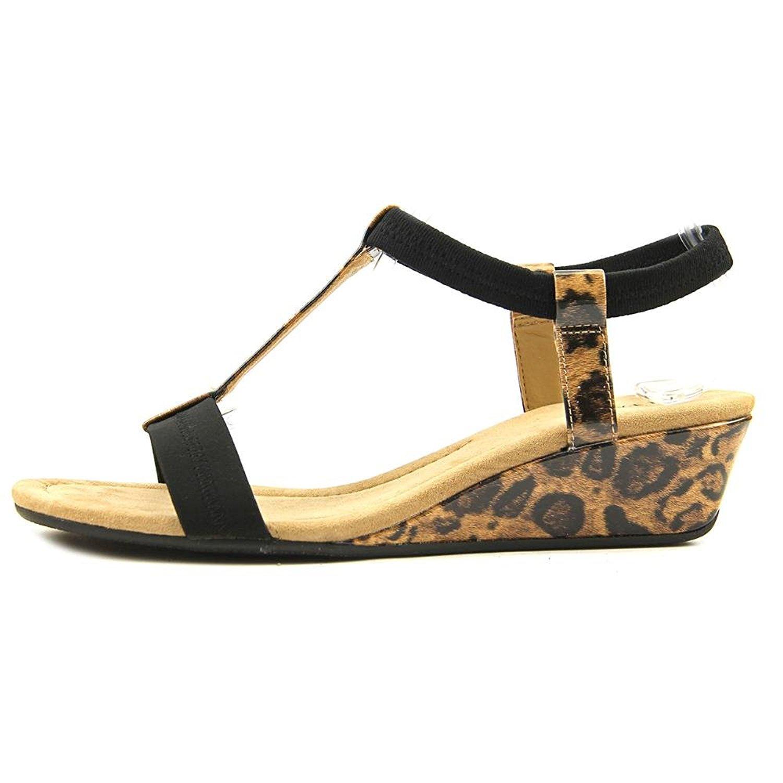 Alfani Womens Voyage Open Toe Casual Slide Sandals Ebay