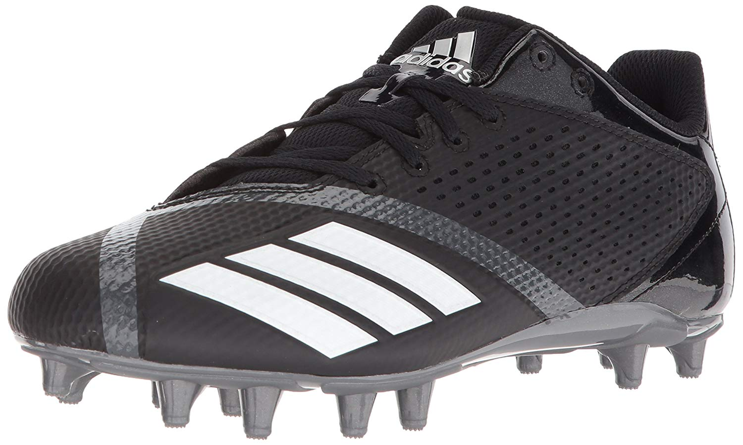 separation shoes 95266 b0628 Adidas Mens 5-Star Low Top Lace Up Baseball Shoes