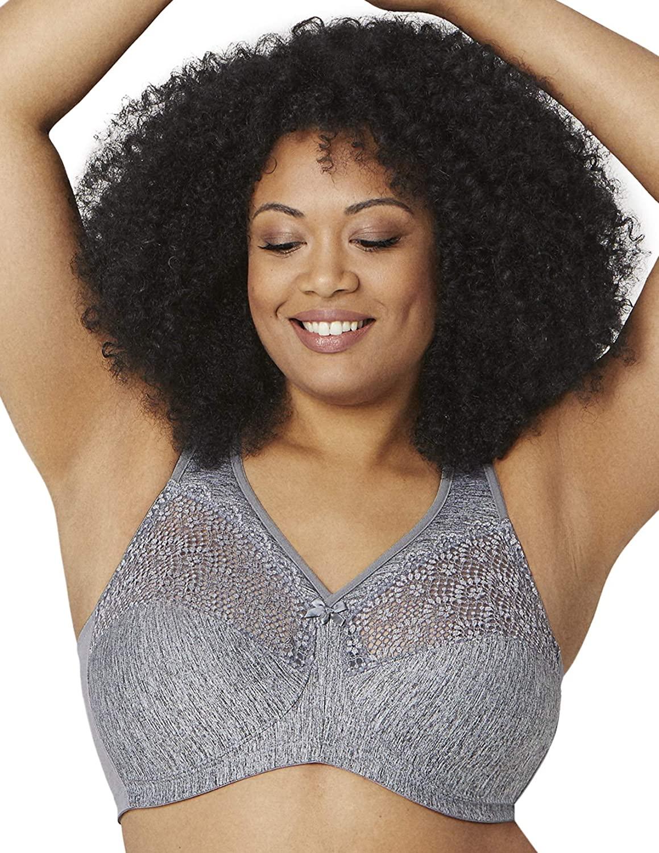 Glamorise womens Full Figure Plus Size MagicLift Original