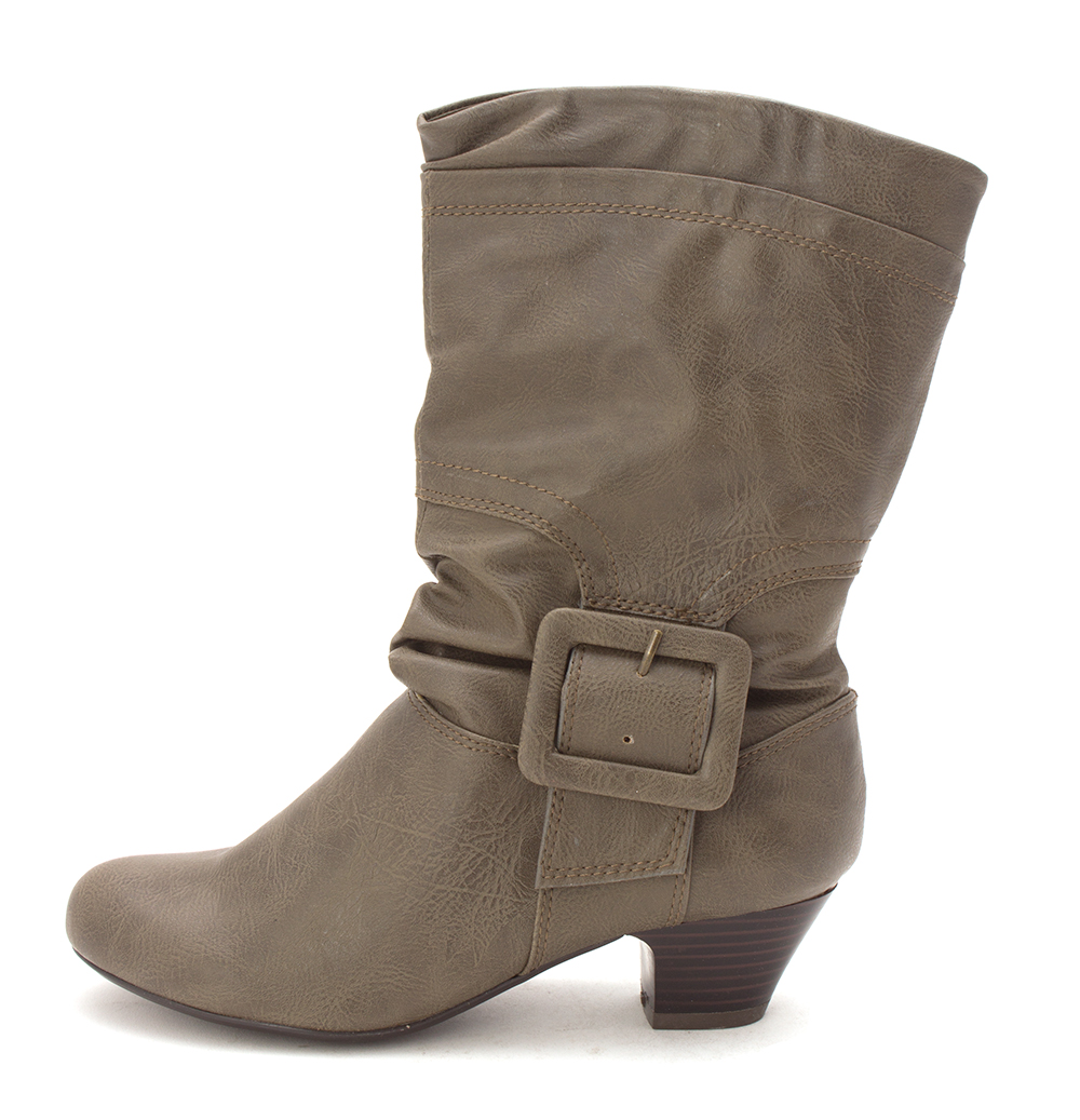 Style & Co. Womens yesme Almond Toe Ankle Fashion Boots