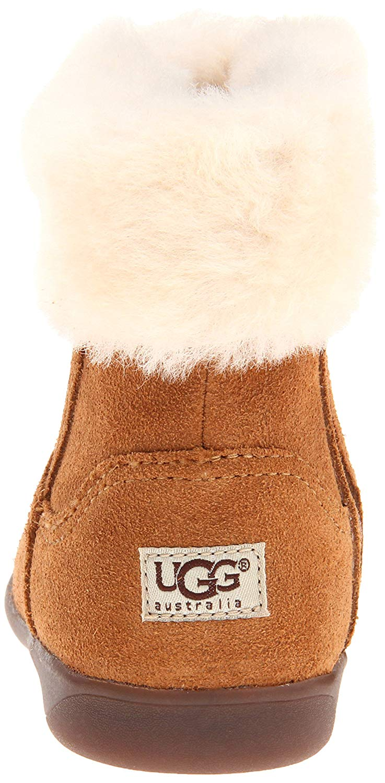 be124debf7b Details about UGG Kids T Jorie II Boot, Chestnut, Size 9.0 0nE0