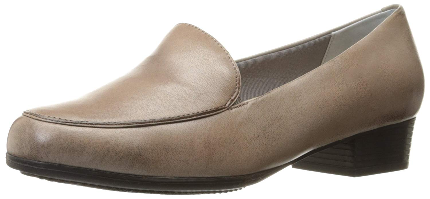 Women's Details About Slip Loafer On Trotters Monarch Aj5L43R